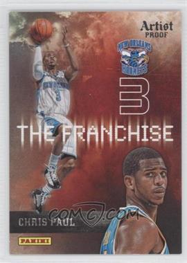2009-10 Panini - The Franchise - Artist Proof #3 - Chris Paul /199