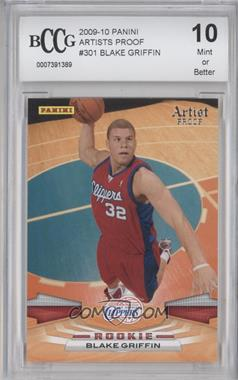 2009-10 Panini Artist Proof #301 - Blake Griffin /199 [ENCASED]