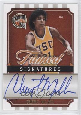 2009-10 Panini Basketball Hall of Fame - Famed Signatures #CM - Cheryl Miller /499