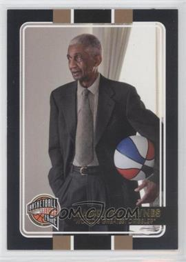 2009-10 Panini Basketball Hall of Fame Black Border #126 - Marques Haynes /199