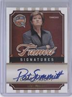 Pat Summitt /599