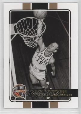 2009-10 Panini Basketball Hall of Fame #59 - Vern Mikkelsen /599