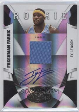 2009-10 Panini Certified - [Base] #186 - Ty Lawson /399