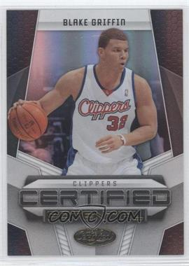 2009-10 Panini Certified - Certified Potential - Gold #20 - Blake Griffin /25