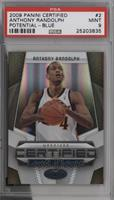 Anthony Randolph /50 [PSA 9]