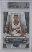 Stephen Curry /50 [BGS 9]