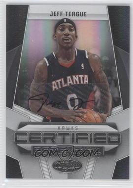 2009-10 Panini Certified Certified Potential Signatures [Autographed] #30 - Jeff Teague /25