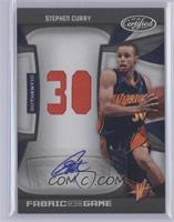 Stephen Curry /25 [Near Mint‑Mint]