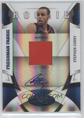 2009-10 Panini Certified Mirror Blue #176 - Stephen Curry /50