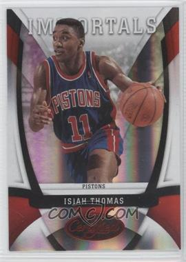 2009-10 Panini Certified Mirror Red #151 - Isiah Thomas /250