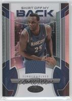 Al Jefferson, Ryan Gomes /99