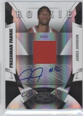 2009-10 Panini Certified #184 - James Johnson /399