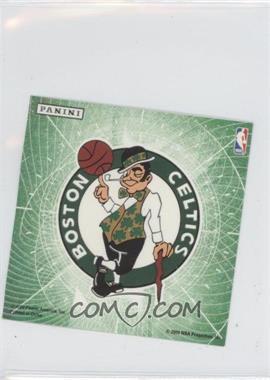 2009-10 Panini Glow-in-the-Dark Team Logo Stickers #2 - Boston Celtics