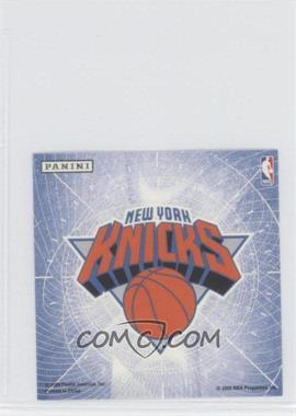 2009-10 Panini Glow-in-the-Dark Team Logo Stickers #20 - New York Knicks