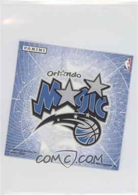 2009-10 Panini Glow-in-the-Dark Team Logo Stickers #22 - Orlando Magic