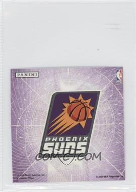 2009-10 Panini Glow-in-the-Dark Team Logo Stickers #24 - Phoenix Suns