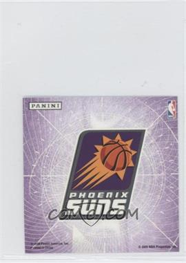 2009-10 Panini Glow-in-the-Dark Team Logo Stickers #24 - Phoenix Suns