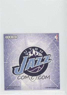2009-10 Panini Glow-in-the-Dark Team Logo Stickers #29 - Utah Jazz