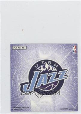 2009-10 Panini Glow-in-the-Dark Team Logo Stickers #29 - Utah Jazz