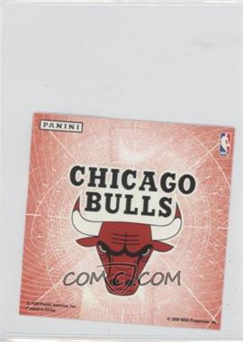 2009-10 Panini Glow-in-the-Dark Team Logo Stickers #4 - Chicago Bulls