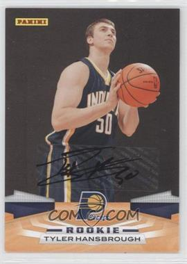 2009-10 Panini Inscriptions [Autographed] #313 - Tyler Hansbrough