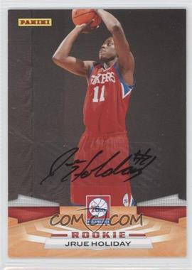 2009-10 Panini Inscriptions [Autographed] #367 - Jrue Holiday