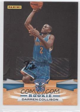 2009-10 Panini Inscriptions [Autographed] #371 - Darren Collison