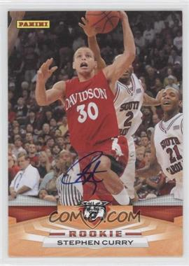 2009-10 Panini Inscriptions [Autographed] #372 - Stephen Curry