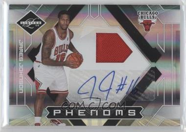 2009-10 Panini Limited #164 - James Johnson /299