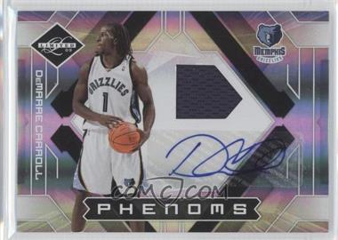 2009-10 Panini Limited #174 - DeMarre Carroll /299