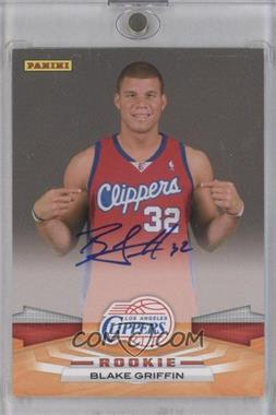 2009-10 Panini Next Day Signatures #BGR - Blake Griffin