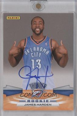2009-10 Panini Next Day Signatures #JHA - James Harden