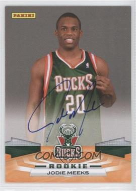 2009-10 Panini Next Day Signatures #JME - Jodie Meeks
