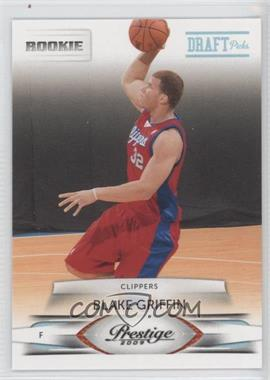 2009-10 Panini Prestige - [Base] - Draft Picks Light Blue #201 - Blake Griffin /999