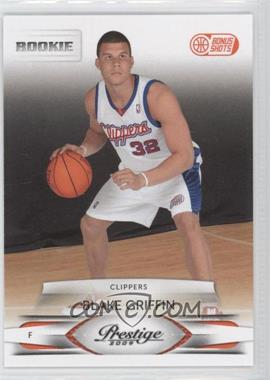 2009-10 Panini Prestige Bonus Shots Orange #151 - Blake Griffin /300