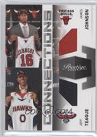 Jeff Teague, James Johnson /250