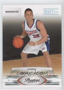 2009-10 Panini Prestige Draft Picks Light Blue #151 - Blake Griffin /999