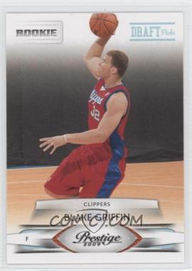 2009-10 Panini Prestige Draft Picks Light Blue #201 - Blake Griffin /999