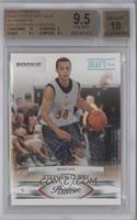 Stephen Curry /100 [BGS 9.5]