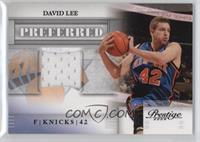 David Lee /250