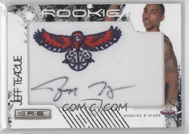 2009-10 Panini Rookies & Stars - [Base] #148 - Jeff Teague /449