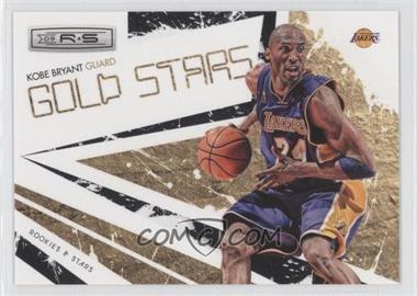 2009-10 Panini Rookies & Stars - Gold Stars - Black #2 - Kobe Bryant /100