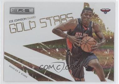 2009-10 Panini Rookies & Stars - Gold Stars - Holofoil #11 - Joe Johnson /250
