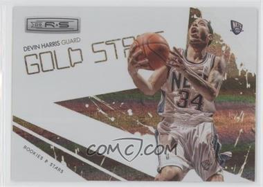 2009-10 Panini Rookies & Stars - Gold Stars - Holofoil #12 - Devin Harris /250