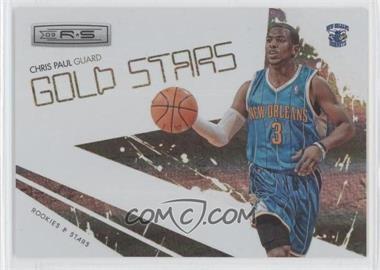 2009-10 Panini Rookies & Stars - Gold Stars - Holofoil #7 - Chris Paul /250
