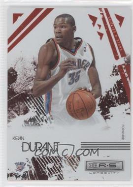 2009-10 Panini Rookies & Stars - Longevity - Ruby #66 - Kevin Durant /250