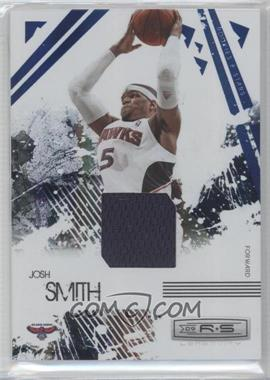 2009-10 Panini Rookies & Stars - Longevity - Sapphire Materials #1 - Josh Smith /25