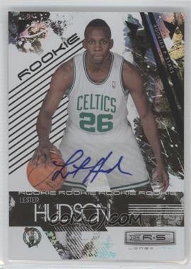 2009-10 Panini Rookies & Stars - Longevity - Signatures [Autographed] #129 - Lester Hudson /999