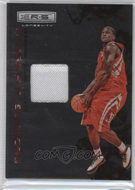 2009-10 Panini Rookies & Stars - Longevity Dress for Success Materials #28 - Jermaine Taylor /299