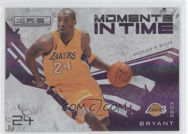 2009-10 Panini Rookies & Stars - Moments in Time - Holofoil #15 - Kobe Bryant /250